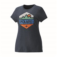 Women's Hex Graphic T-Shirt with Polaris® Logo