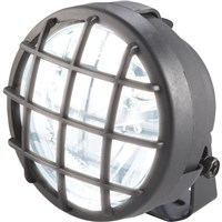 Halogen Rally Light - Black