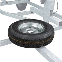 Spare Wheel Support for MOVE II