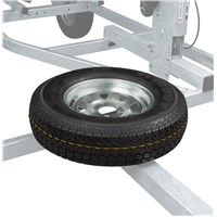 Spare Wheel Support