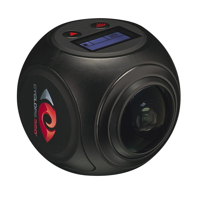 CYCLOPS 360° Panoramic HD Video Camera