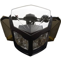 Medium Windshield Kit - (REV-XP)
