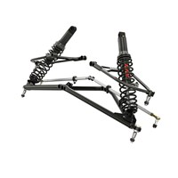 Front Suspension Widening Kit - (REV Gen4 Summit & Freeride)