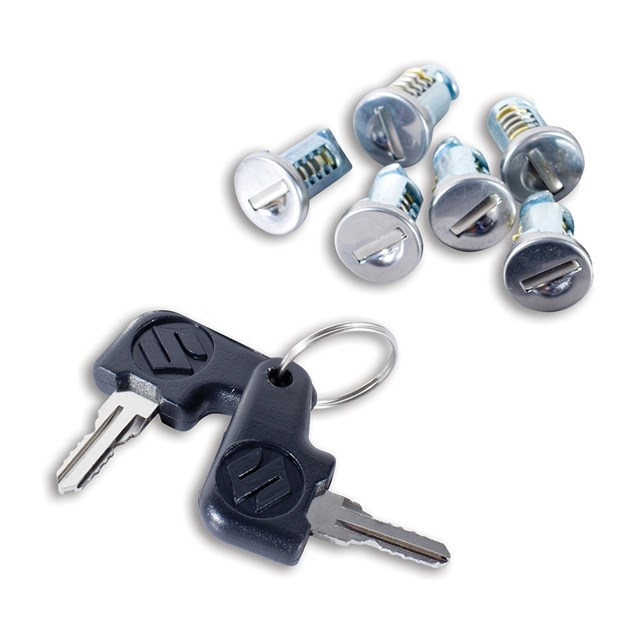 6 Piece Lock Set