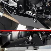 Exhaust Trim, Black
