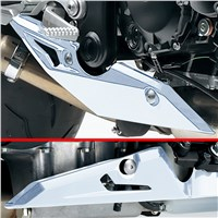 Exhaust Trim, White
