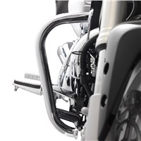 Chrome Engine Guard Set
