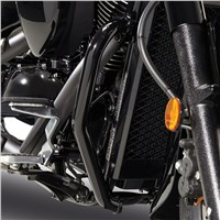 Black Engine Guard Set