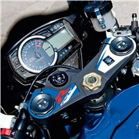 Blue Gsx-R Top Crown