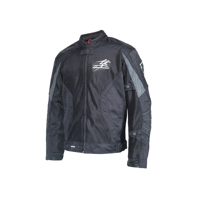 Hayabusa Mesh Jacket Black