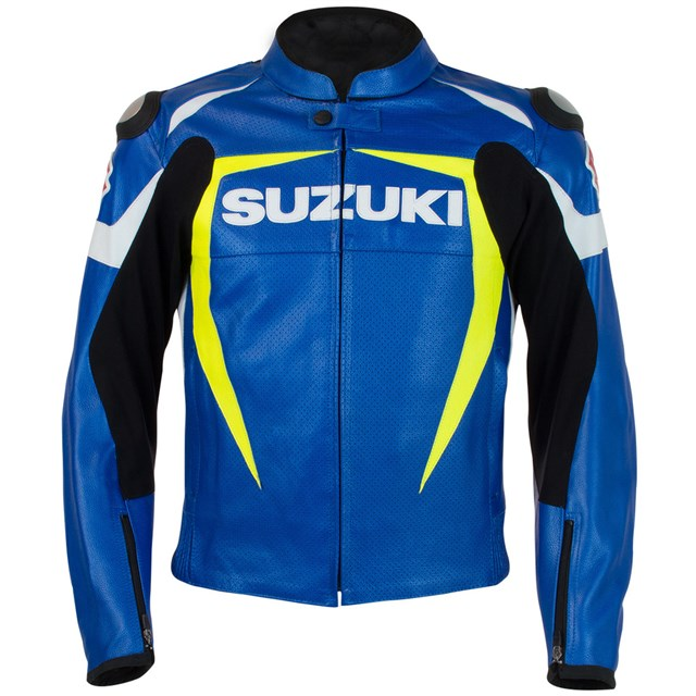 Suzuki Leather Jacket