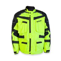 Suzuki Adventure Jacket Yellow/Black
