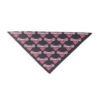 Victory 3-Color Logo Bandana - Black/Red/White by Victory Motorcycles