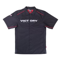 Men's Brand Shirt - Black by Victory Motorcycles®