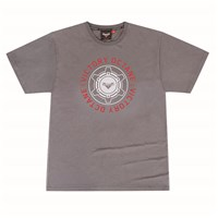Men's Gray Octane Tee by Victory ®
