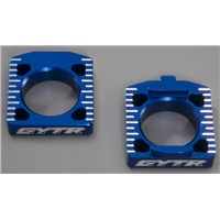 GYTR®  Billet Offset Axle Blocks (Blue)