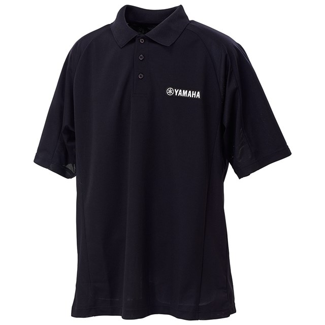 Men's Yamaha Moisture Wicking Polo Shirt
