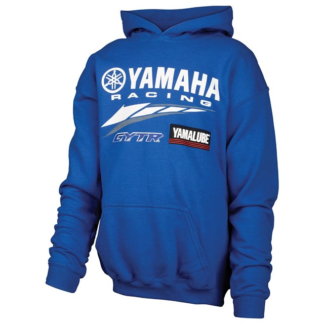 Special Edition Youth Yamaha Racing Hooded Sweatshirt