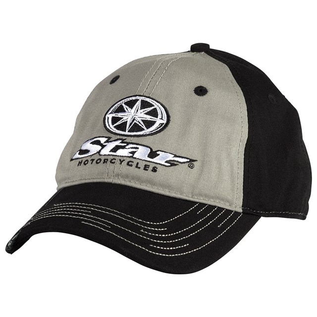 Star® Motorcycles Distressed Hat