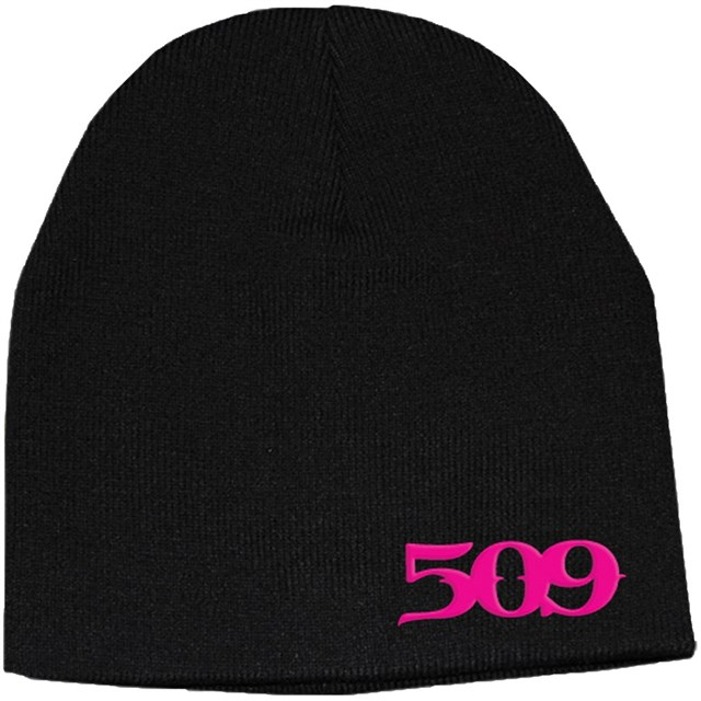 Women's Pink Logo Beanie by 509®