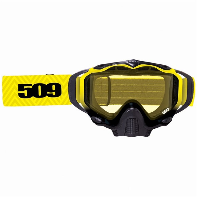 Yellow Sinister® X5 Goggles by 509® 17GLX