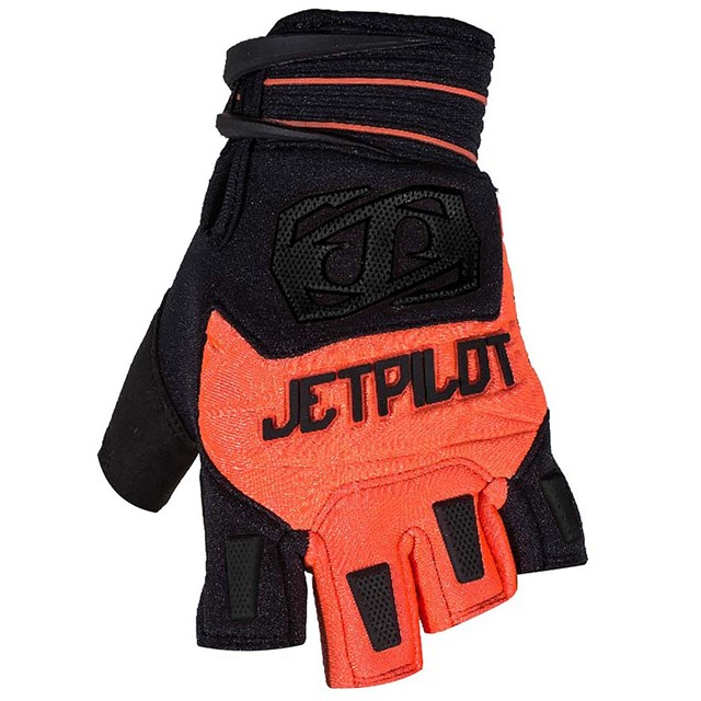 Matrix 3/4 Finger Race Gloves by JetPilot