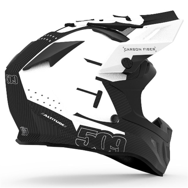 Altitude Carbon Fiber Helmet with FIDLOCK® by 509®