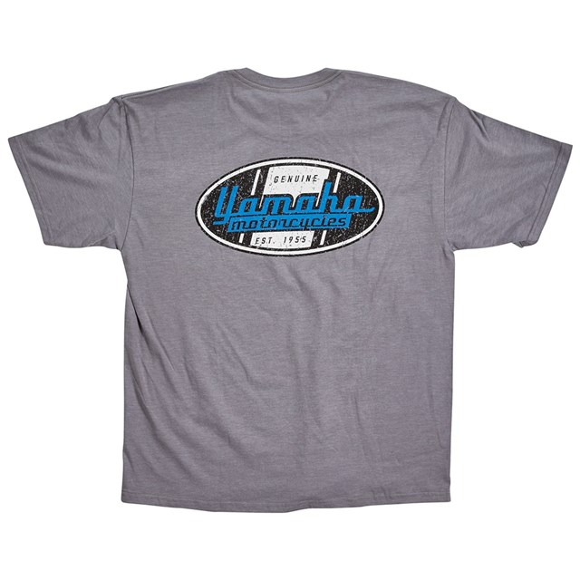 Men's Open Roads Fender Emblem Tee