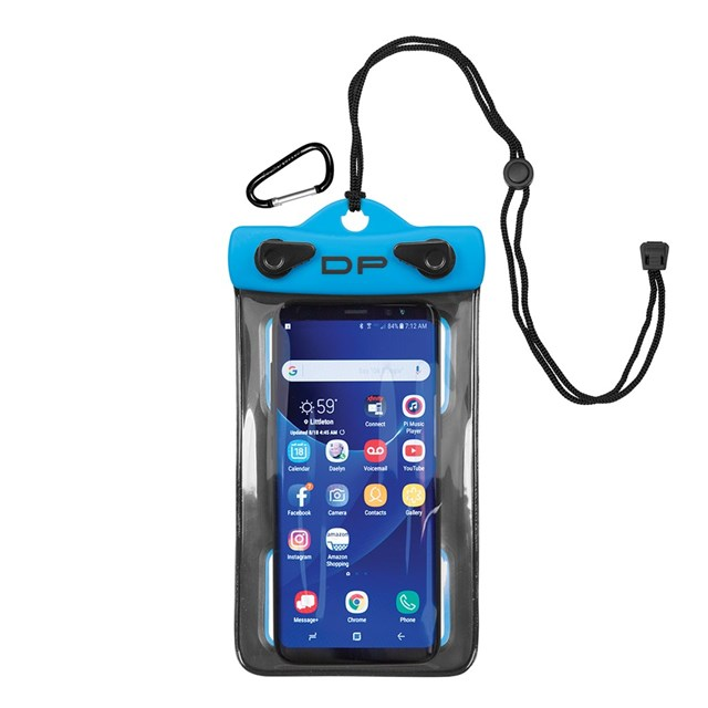 Cell Phone, GPS, MP3 Case by Dry Pak