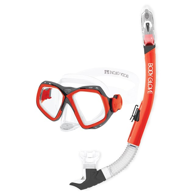 Fiji Mask & Snorkel Set