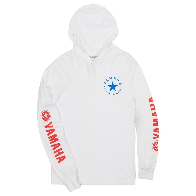 Coast Hooded Long Sleeve