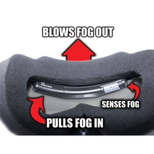 509® Anti-Fog Goggle Fan