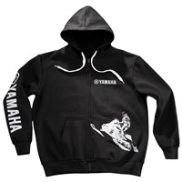 Snow Racing Hooded Sweatshirt