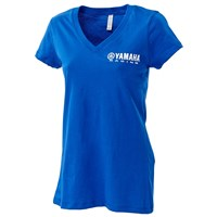 Yamaha Racing Royal V-Neck Tee