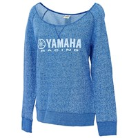 Yamaha Racing French Terry Pullover