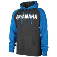 Yamaha Mid-Weight Hooded Sweatshirt