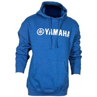 Yamaha Heathered Hooded Sweatshirt