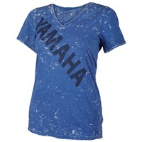 Women's Yamaha Burnout Tee