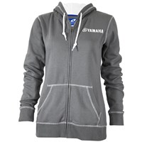 Women's Yamaha Zip-Up Hooded Sweatshirt by ONE Industries®