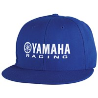 Youth Yamaha Racing Flat Bill Hat