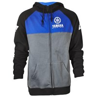 Yamaha Racing Zip-Up Hooded Sweatshirt by ONE Industries®