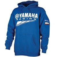 Special Edition Yamaha Racing Hooded Sweatshirt