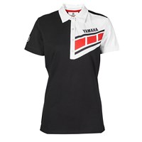 Large Women's Yamaha Classic Speed Block Polo