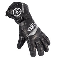 Yamaha Leather Gauntlet Gloves FXR®