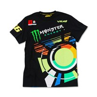 Monster Sun and Moon Tee by VR|46®