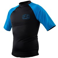 Mr. Corpo Short-Sleeve Rashguard by JetPilot 16524