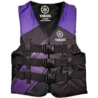 Women's Yamaha Value Nylon 3-Buckle PFD 16V3B