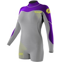 Women's Flight Long Sleeve Wetsuit by JetPilot®