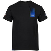 Men's Chest Tracks Speed Block Tee