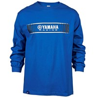 Men's Tracks Speed Block Long Sleeve Tee